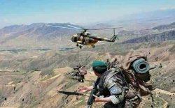کارزار حمایت از نیروهای امنیتی؛ «اول طالبان را بزنید و بعد آتشبس کنید!»