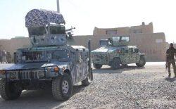 عملیات نظامی در شهر غزنی؛ مناطق خواجهحکیم، سایگنج و مغلان از وجود طالبان پاک شد