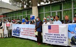 کاخ سفید: برای بیرونکردن کارمندان افغانستانی، به یک میلیارد دالر نیاز است
