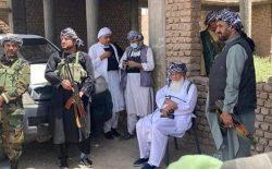 اسماعیلخان در هرات به جنگ علیه طالبان رفت