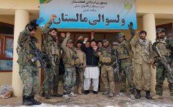 نیروهای امنیتی در مالستان غزنی، به کمک فوری نیاز دارند