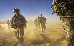 برای پایاندادن به جنگ، به حضور نظامی امریکا نیاز است