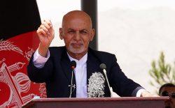 غنی: طالبان و القاعده میخواهند که افغانستان به پناهگاه امن تروریستان تبدیل شود