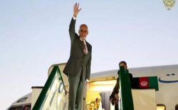 رییسجمهور غنی به اوزبیکستان رفت