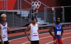 آخرین نمایندهی افغانستان نیز در المپیک ۲۰۲۰ توکیو حذف شد