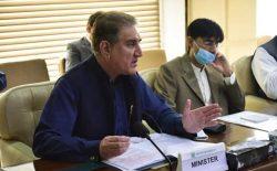 وزیر خارجهی پاکستان: تقسیم قدرت بهترین گزینه برای جلوگیری از جنگ داخلی در افغانستان است