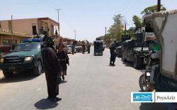 حملههای طالبان بر شهر شبرغان جوزجان، عقب زده شد