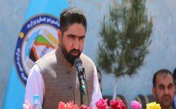 طارق آرین: نقل مکان نیروهای امنیتی از ولسوالیها، به معنای سقوط آن نیست