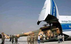 هفت چرخبال کمکی امریکا به کابل رسید