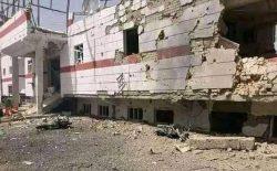 ادامهی درگیریها در مرکز ولایت هلمند؛ یک شفاخانه تخریب شد