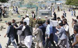 در چهار ماه نخست امسال، بیشتر از ۲۵۰۰ غیرنظامی در حملههای طالبان کشته شده اند