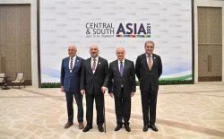 افغانستان، امریکا، اوزبیکستان و پاکستان بر ایجاد بستر دیپلماتیک چهارجانبه توافق کردند