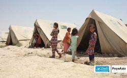 جنگ در جوزجان؛ آوارگی بیشتر از شش هزار خانواده در دو ماه گذشته