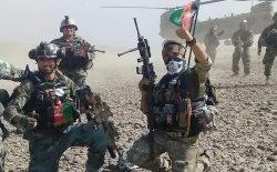 کارزار حمایت از نیروهای امنیتی: «در جبههی مردم، علیه تیم تبلیغاتی طالبان میرزمیم»