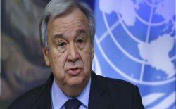دبیر کل سازمان ملل: برای جلوگیری از جنگ داخلی در افغانستان، مذاکرات جدی آغاز شود