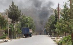 ادامهی درگیریها در مرکز هلمند؛ برخی از ادارات دولتی به دست طالبان افتاده است