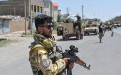 حملهی جنگجویان طالب بر شهر هرات عقب زده شد