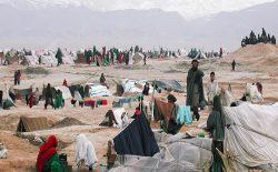 ناامنیها در افغانستان: در شش ماه گذشته، بیش از ۶۲ هزار خانواده آواره شده است