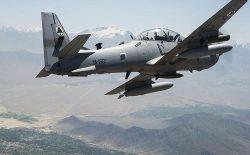 حملهی هوایی ارتش در هلمند؛ ۳۰ جنگجوی شبکهی القاعده کشته شد
