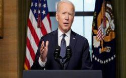 جو بایدن: از خروج نیروهای امریکایی از افغانستان پشیمان نیستم