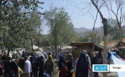 رییسجمهور غنی ۴۰ میلیون افغانی به بیجاشدگان داخلی کمک میکند