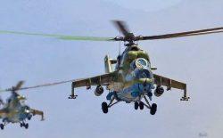 حملهی هوایی ارتش در هلمند؛ ۷۶ جنگجوی طالب کشته شده است