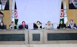 گروه مشورتی صدای واحد زنان: طالبان میخواهند که زنان را قربانی جهادالنکاح کنند