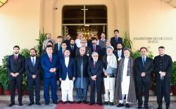 محقق: در نشست اسلامآباد، تهداب تشکیل یک دولت متعادل و همهشمول گذاشته شده است