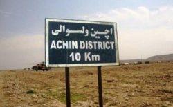حملات طالبان بر ولسوالیهای اچین و اسپینغر ننگرهار عقب زده شد