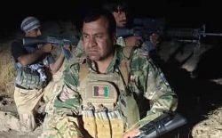 معاون آمر امنیت فرماندهی پلیس فراه در درگیری با طالبان کشته شد