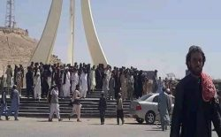 مقامهای محلی و امنیتی زابل، شهر قلات را به طالبان تسلیم کردند