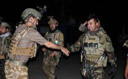 عملیات ارتش برای پاکسازی شهر لشکرگاه از وجود طالبان آغاز شد