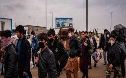 وزارت مهاجران: در دو هفتهی گذشته، نزدیک به ۱۲ هزار مهاجر به افغانستان بازگشته اند