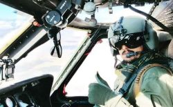 یک خلبان ارتش در انفجار ماین در کابل جان باخت