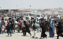 روی دیگر جنگ افغانستان؛ بیجاشدن بیشتر از ۵ هزار خانواده در دو هفتهی گذشته