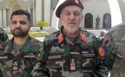 اطمینان وزیر دفاع: وضعیت امنیتی کابل در کنترل نیروهای دولتی قرار دارد