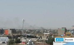شبرغان در آستانهی سقوط کامل؛ طالبان پس از ورود به شهر، خانههای مردم را به  آتش کشیدند