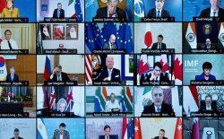 سران گروه ۲۰: کمکها به افغانستان بدون به رسیمتشناختن دولت طالبان ادامه مییابد
