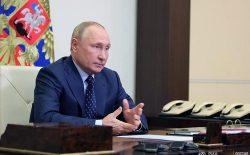 رییسجمهور روسیه: تروریستهای با تجربه از سوریه و عراق وارد افغانستان میشوند